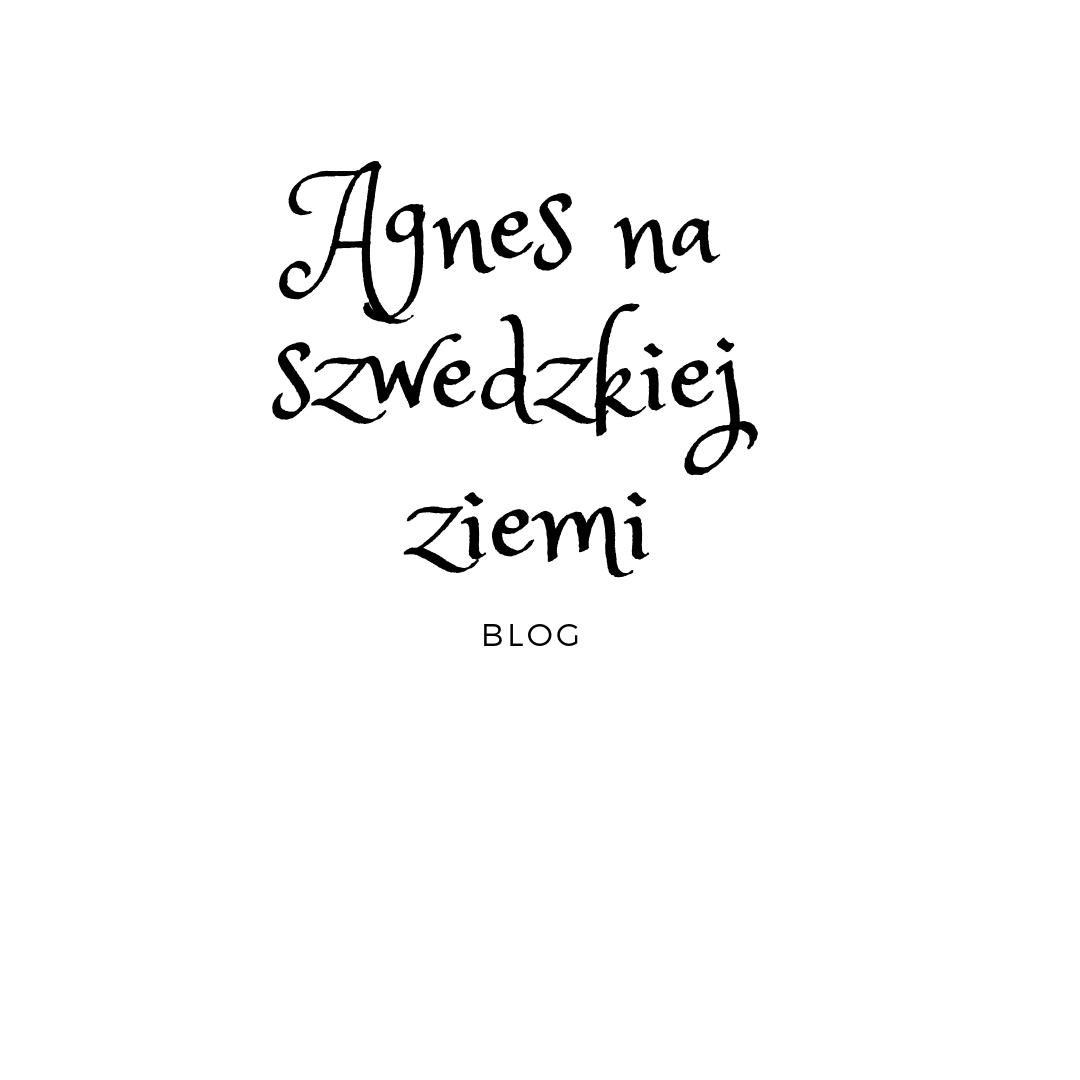 Agnes na szwedzkiej ziemi